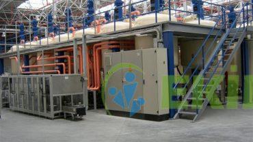 Boya Üretim Tesisleri Chiller Soğutma Sistemleri