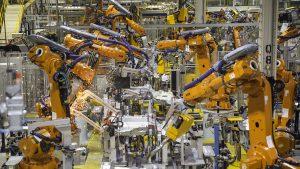 Endüstriyel Üretim Tesisleri Chiller Soğutma Sistemleri