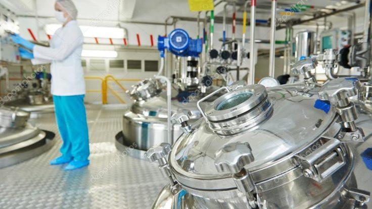 İlaç Sanayi Chiller Soğutma Sistemleri