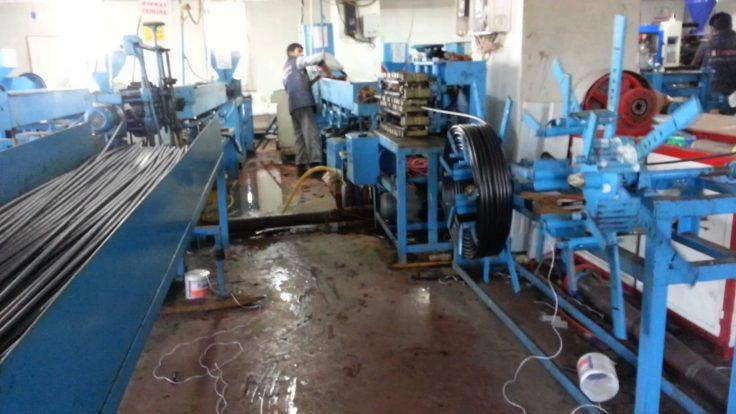 Plastik Üretim Tesisleri Chiller Soğutma Sistemleri