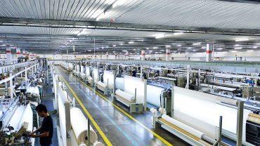Tekstil Ve İplik Sanayi Chiller Soğutma Sistemleri