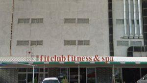 Fitclup Fitness ve Spa VRF Klima Sistemleri Kurulum Hizmetimiz